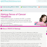 Making Sense of Cancer Headlines